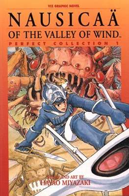 Nausicaä of the Valley of the Wind - Perfect Collection #1