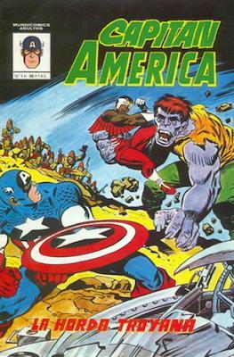 Capitán América Vol. 4 (1981-1982) (Grapa) #1