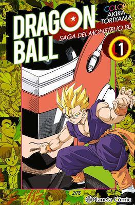 Dragon Ball Color: Saga del Monstruo Bû (Rústica con sobrecubierta) #1