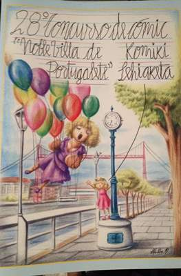 Catálogo Concurso de Cómic ''Noble Villa de Portugalete'' #28