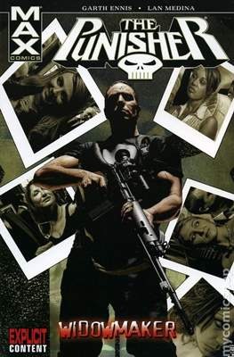 The Punisher Vol. 6 (Softcover 120-144 pp) #8