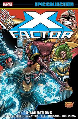X-Factor Epic Collection (Softcover 456-504 pp) #8