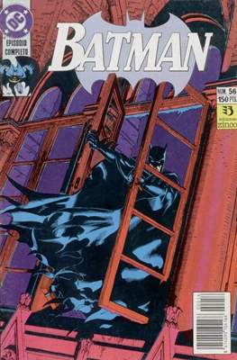 Batman (1987-1993) (Grapa) #56
