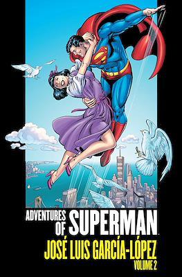 Adventures of Superman By Jose Luis Garcia-Lopez #2