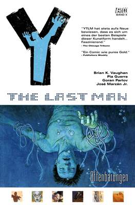 Y: The Last Man (Softcover) #4