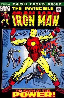 Iron Man Vol. 1 (1968-1996) (Comic book) #47