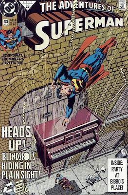 Superman Vol. 1 / Adventures of Superman Vol. 1 (1939-2011) #483