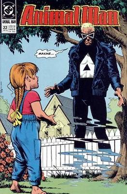 Animal Man (1988-1995) (Comic Book) #22