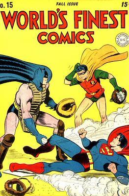World's Finest Comics (1941-1986) (Comic Book) #15