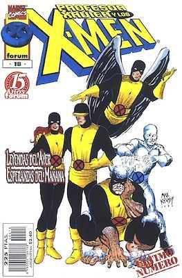 Profesor Xavier y los X-Men (Grapa. 17x26. 24 páginas. Color.) #18