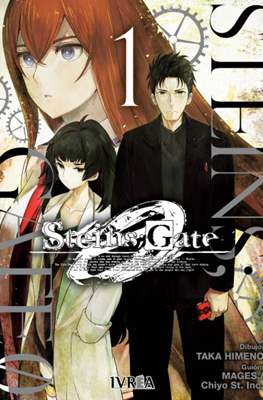 Steins;Gate 0 (Rústica) #1