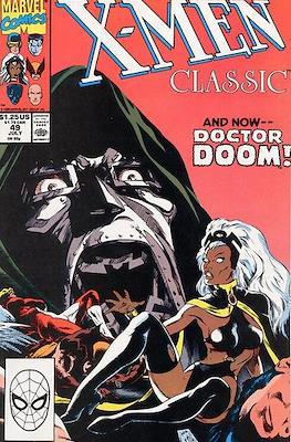 Classic X-Men / X-Men Classic (Comic Book) #49