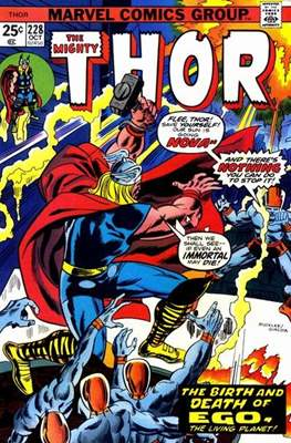 Journey into Mystery / Thor Vol 1 (Comic Book) #228