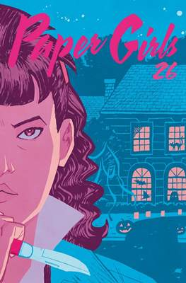 Paper Girls (Grapa 32 pp) #26