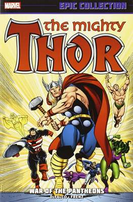 Thor Epic Collection (Softcover) #16
