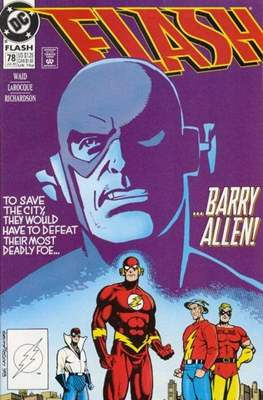 The Flash Vol. 2 (1987-2006) (Comic Book) #78