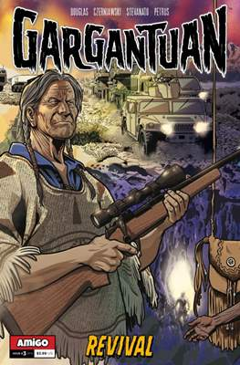 Gargantuan (Comic Book) #3
