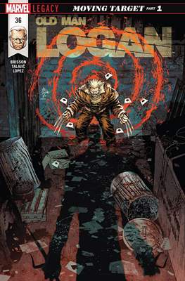 Old Man Logan Vol. 2 (Comic-book) #36