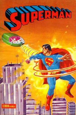 Supermán Librocómic #13