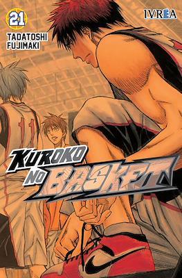 Kuroko no Basket (Rústica con sobrecubierta) #21
