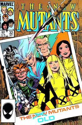 The New Mutants (Grapa) #32