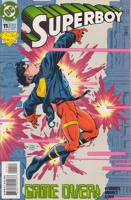 Superboy Vol. 4 #11