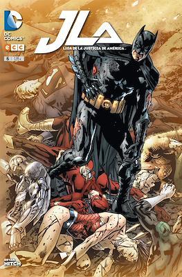 JLA. Liga de la Justicia de América (Grapa) #6