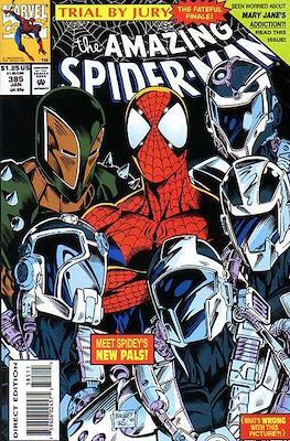The Amazing Spider-Man Vol. 1 (1963-1998) (Comic-book) #385