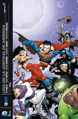 Liga de la Justicia de América: Elites. Línea Essentials (Rústica 128 pp) #4