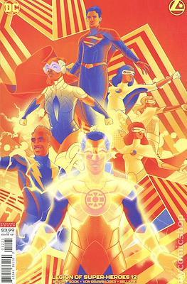 Legion Of Super-Heroes Vol. 8 (2019- Variant Cover) #12