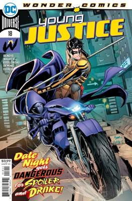 Young Justice (2019-) (Comic Book) #18