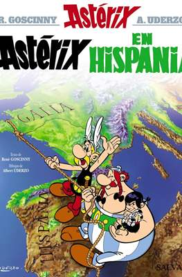 Astérix (2016) (Cartoné, lomo con mancha de Asterix) #14