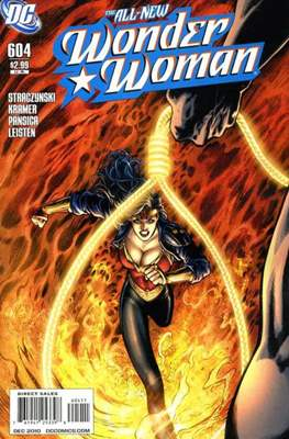 Wonder Woman Vol. 3 (2006-2011) (Comic Book) #604