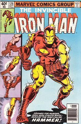 Iron Man Vol. 1 (1968-1996) (Comic book) #126