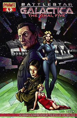 Battlestar Galactica: The Final Five #4