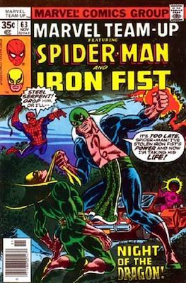 Marvel Team-Up Vol. 1 (Comic-Book) #63