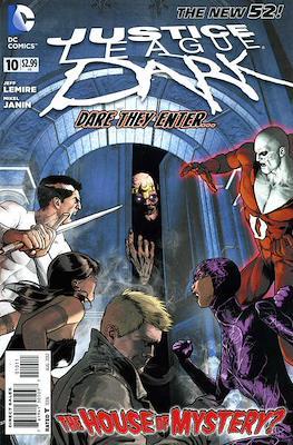 Justice League Dark Vol. 1 (2011-2015) (Comic-Book) #10