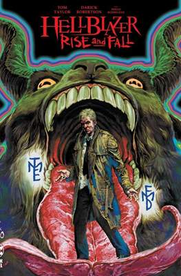 Hellblazer: Rise and Fall (Variant Cover) #2
