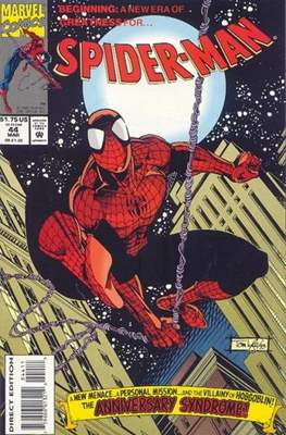 Spider-Man (Vol. 1 1990-2000) (Comic Book) #44