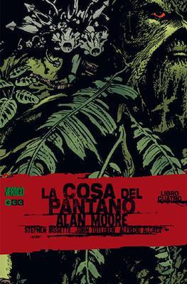 La Cosa del Pantano de Alan Moore (Cartoné.) #4
