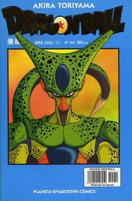 Dragon Ball - Serie Azul (Grapa) #164