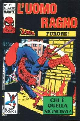 L'Uomo Ragno / Spider-Man Vol. 1 / Amazing Spider-Man #21