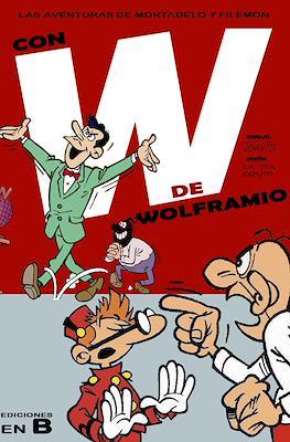 Con W de Wolframio