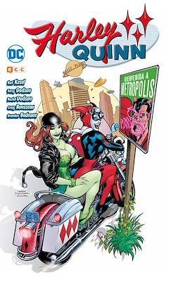 Harley Quinn de Karl Kesel y A.J. Lieberman (Cartoné 192 pp) #3