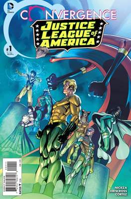 Convergence Justice League of America (2015) (Comic-Book) #1