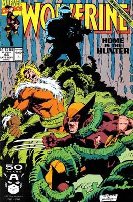 Wolverine (1988-2003) (Comic Book) #46