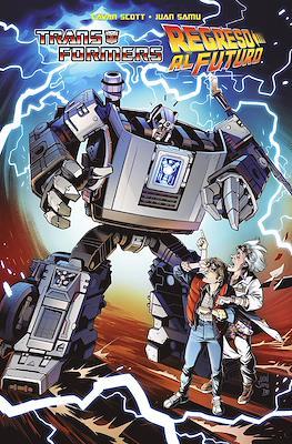 Transformers - Regreso al Futuro (Cartoné 104 pp)