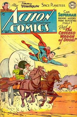 Action Comics Vol. 1 (1938-2011; 2016-) (Comic Book) #184