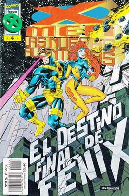 Las nuevas aventuras de los X-Men Vol. 2 #4