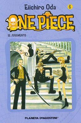One Piece (Rústica con sobrecubierta) #6